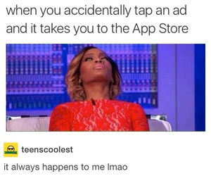 ads, apple, and funny image