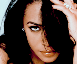aaliyah, beauty, and singer image