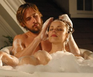 cinematography, film, and the notebook image