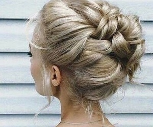 beautiful, blondy, and hair image