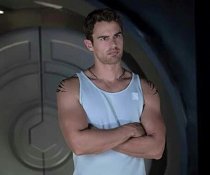 boy, theo james, and Hot image