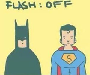 flash, funny, and batman image