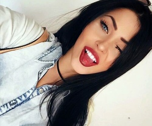 girl, megan fox, and eyes image