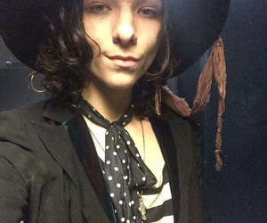 pirate, emerson barrett, and palaye royale image