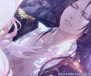hubert, otome game, and reine des fleurs image