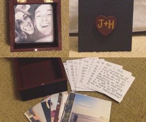 gift, boyfriend, and girlfriend image