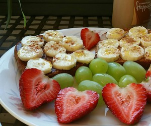 food, fresh, and FRUiTS image