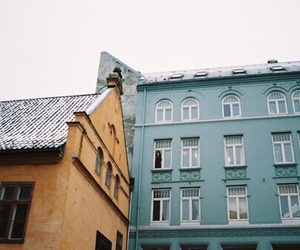 buildings, architecture, and blue image