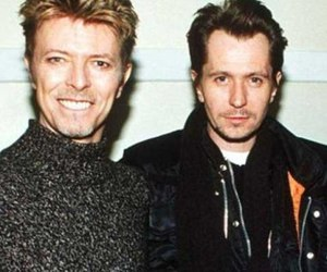 david bowie, gary oldman, and siggy image