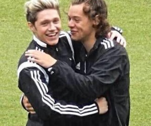 Harry Styles, niall horan, and narry image