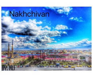 azerbaijan and nakhchivan image