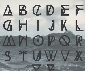 alphabet and cool image
