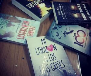 libros, la quinta ola, and los 100 image