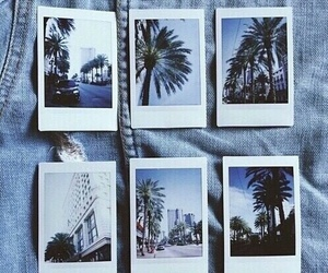 blue, polaroid, and photo image