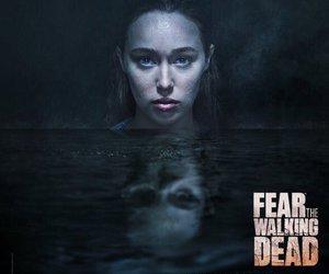alicia clark, alycia debnam-carey, and fear the walking dead image