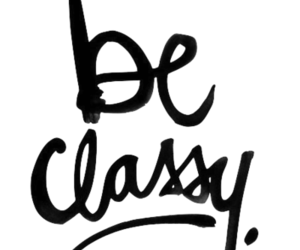 classy, quote, and style image