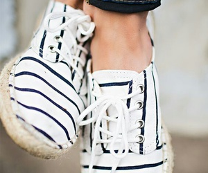 shoes and stripes image