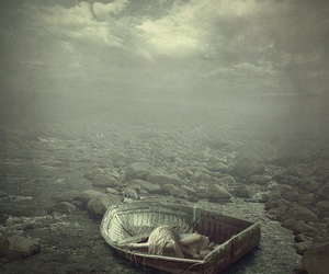 alone, sadness, and fantasy image