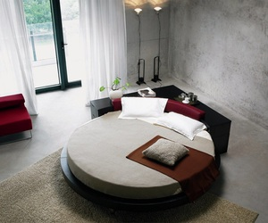 bedroom, master, and decor image