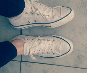 all star, love it, and converse image