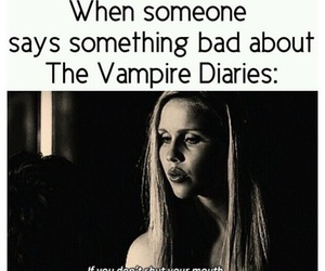 tvd, the vampire diaries, and rebekah image