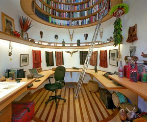 books, decoration, and cool image