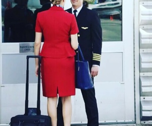 aviation, boy, and pilot image