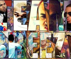chris brown, team breezy, and teambreezy image