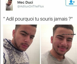 mdr, arnaque, and pas respect image