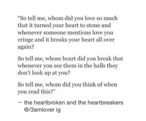break, breakup, and depressed image