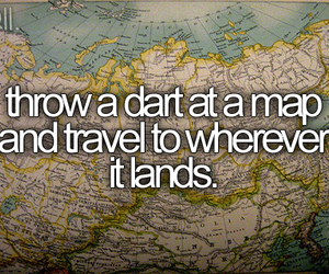 before i die, map, and wishlist image