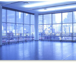 dance studio and alvin ailey image