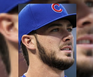 kris, chicago cubs, and kris byrant image