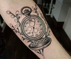 arm, photograph, and tattos image