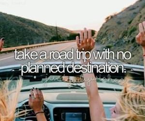 before i die, Road Trip, and bucketlist image