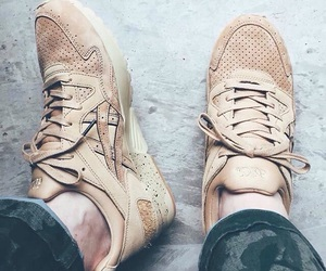 asics, fashion, and suede image
