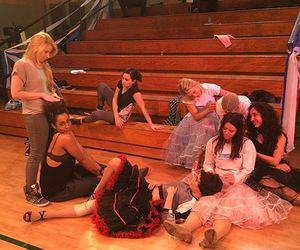 backstage and grease live image