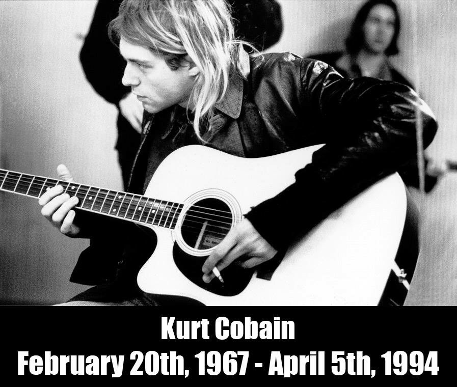 87 Images About Kurt Cobain On We Heart It See More About