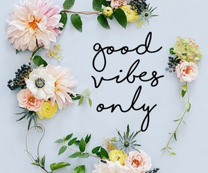 attitude, flowers, and girly image