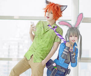 zootopia, cosplay, and disney image