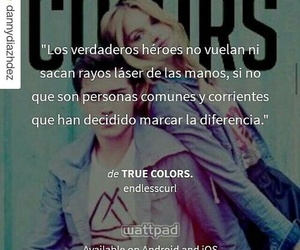 frases, true colors, and heroes image