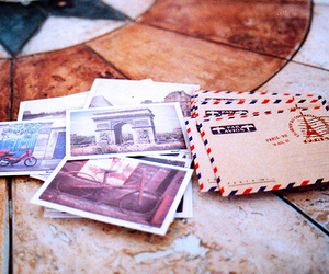 photography, letters, and paris image