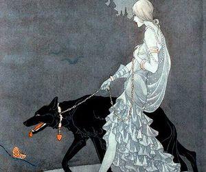 wolf, marjorie miller, and art image