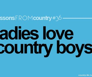country, ladies, and country boys image