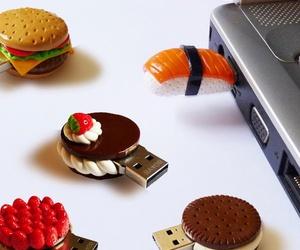 food and usb image