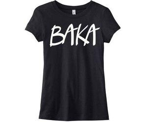 t-shirt and baka image