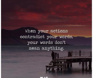 Action, quotes, and words image