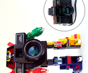 camera and transformers image