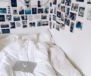 bedroom, macbook, and tumblr image