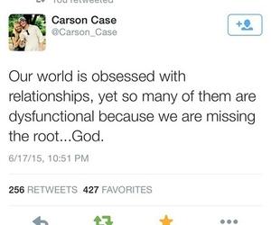 Relationship and god image